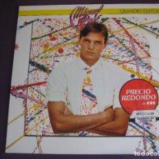 Discos de vinilo: MIGUEL BOSE LP CBS 1988 - GRANDES EXITOS - FANS - SIN ESTRENAR - LINDA - DON DIABLO - ANNA - SEVILLA. Lote 245779465