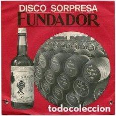 Discos de vinilo: FUNDADOR 10.181 - MIGUEL RAMOS - EUROVISIÓN '69 - EP 1969. Lote 134183578