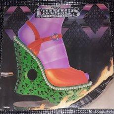 Discos de vinilo: THE TRAMMPS - DISCO INFERNO. Lote 134210997