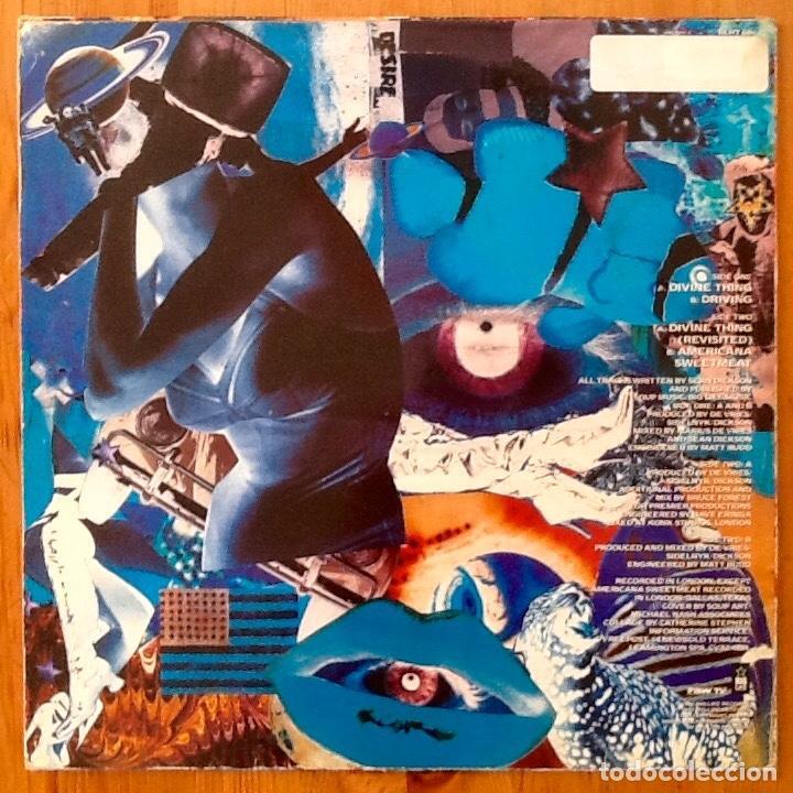 Discos de vinilo: THE SOUP DRAGONS : DIVINE THING [UK 1992] 12 - Foto 2 - 134211542
