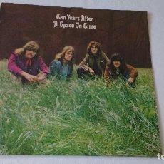 Discos de vinilo: ALBUM DE LA BANDA BRITANICA DE BLUES Y ROCK, TEN YEARS AFTER. Lote 134214418