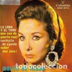 Discos de vinilo: MARIFÉ DE TRIANA – LA LUNA Y EL TORO (ESPAÑA,1964). Lote 134214874