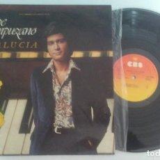 Discos de vinilo: FELIPE CAMPUZANO ANDALUCÍA CBS 1981. Lote 148002310