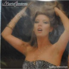 Discos de vinilo: MARÍA JIMÉNEZ – POR PRIMERA VEZ (ESPAÑA, 1983). Lote 134228354