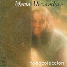 Discos de vinilo: MARÍA – MI CARADURA (ESPAÑA, 1978). Lote 134228598