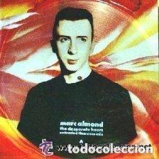 Discos de vinilo: MARC ALMOND, THE DESPERATE HOURS, MAXI PICTURE-DISC PARLOPHONE UK 1990. Lote 134233402
