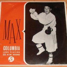 Discos de vinilo: MAX – SINAL DA CRUZ (UK, 1956. VINYL, 10 PULGADAS, 33 RPM, ALBU). Lote 134233734