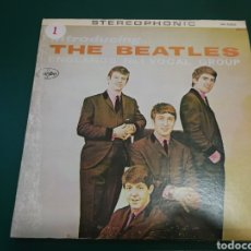 Discos de vinilo: THE BEATLES (INTRODUCING THE BEATLES). Lote 134237509
