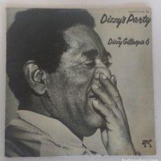 Discos de vinilo: DIZZY'S PARTY - THE DIZZY GILLESPIE 6. Lote 134243898