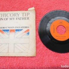 Discos de vinilo: SINGLE DE CHICORY TIP AÑO 72. Lote 134244622