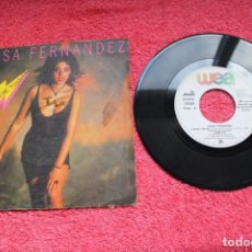 Discos de vinilo: DISCO SINGLE VINILO - LUISA FERNANDEZ - TOMAME (TAKE ME) - WEA - 1982. Lote 134245310