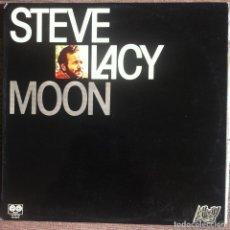 Discos de vinilo: STEVE LACY - MOON - LP AFFINITTY/AUVI 1980 EDICIÓN ESPAÑOLA,. Lote 134246062