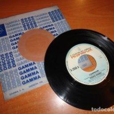 Discos de vinilo: PEDRO MARIN COMPRAME TE DIRE VINILO SENCILLO EDICION MEXICO MUY RARO ERROR DE IMPRESION. Lote 134248802
