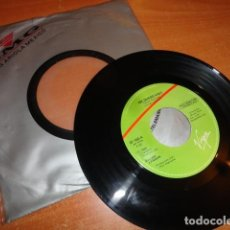Discos de vinilo: JULIAN LENNON ME QUEDO AQUI STICK AROUND VINILO SENCILLO PROMOCIONAL EDICION MEXICO MUY RARO. Lote 134248970