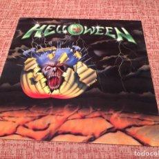 Discos de vinilo: HELLOWEEN -HELLOWEEN- (1988) EP. Lote 134249030