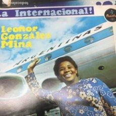 Discos de vinilo: LEONOR GONZÁLEZ MINA. Lote 134258993