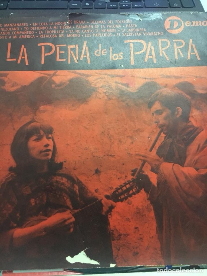 LA PEÑA DE LOS PARRAS (Música - Discos - LP Vinilo - Grupos y Solistas de latinoamérica)