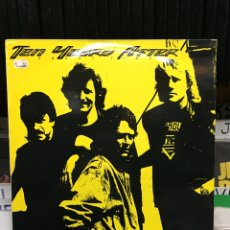 Discos de vinilo: ABOUT TIME. TEN YEARS AFTER. Lote 134264115