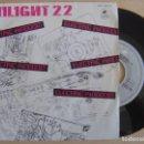 Discos de vinilo: TWILIGHT 22 - ELECTRIC KINGDOM - SINGLE 1983 - VANGUARD. Lote 134265954