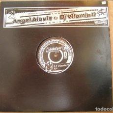 Discos de vinilo: MONKEY BUSINESS – MONKEDELIC PHUNK (ANGEL ALANIS & DJ VITAMIN D - PHUNKED UP RECORDINGS 2001 - P LS. Lote 134277394