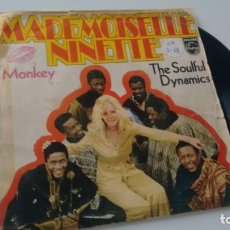 Discos de vinilo: SINGLE (VINILO) DE THE SOULFUL DYNAMICS AÑOS 70. Lote 134288502
