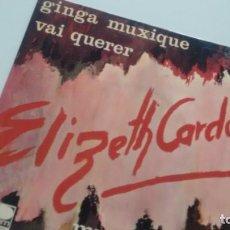 Discos de vinilo: E P (VINILO) DE ELIZETH CARDOSO AÑOS 60. Lote 134290962