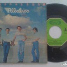 Discos de vinilo: ALBATROS DE VUELTA A CASA+1 MOVIEPLAY GONG 1979. Lote 134300782