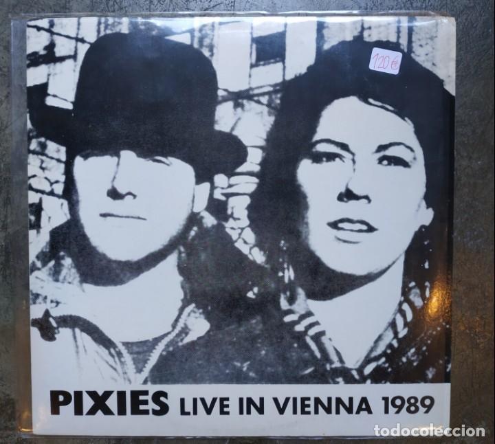 PIXIES - LIVE IN VIENNA 1989 LP (Música - Discos - LP Vinilo - Pop - Rock Extranjero de los 90 a la actualidad)