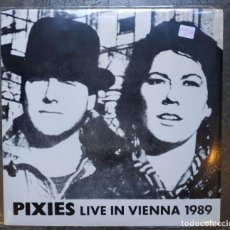 Discos de vinilo: PIXIES - LIVE IN VIENNA 1989 LP. Lote 134306842