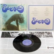 Discos de vinilo: ENTERPRISE - 1977 (REEDICIÓN). Lote 254497390