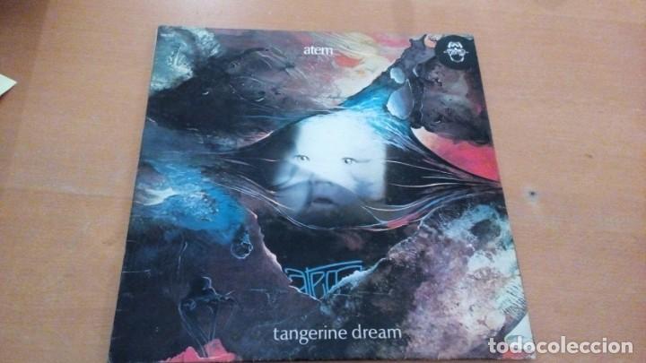 TANGERINE DREAM ATEM LP 1973 (Música - Discos de Vinilo - EPs - Pop - Rock Extranjero de los 70)