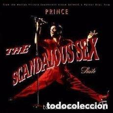 Discos de vinilo: PRINCE– THE SCANDALOUS SEX SUITE - MAXI-SINGLE GERMANY 1989. Lote 134336270