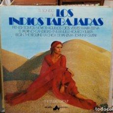 Discos de vinilo: LOS INDIOS TABAJARAS - EL SONIDO DE LOS INDIOS TABAJARAS - LP. DEL SELLO DIAL DISCOS DE 1977. Lote 134361070
