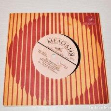 Discos de vinilo: LOUIS ARMSTRONG.MELODIA.URSS. Lote 134365246