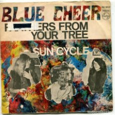 Discos de vinilo: BLUE CHEER / FAATHERS FROM YOUR TREE / SUN CYCLE (SINGLE 1968). Lote 134368526
