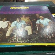 Discos de vinilo: LP ORIG 1969 THE JAZZ CRUSADERS POWERHOUSE VG+/VG+ MUY BUEN SONIDO . Lote 134375318