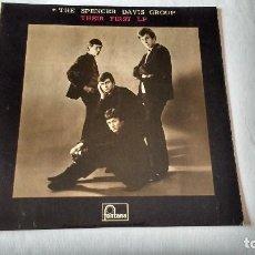 Discos de vinilo: PRIMER ALBUM DE LA BANDA BRITANICA DE ROCK Y BEAT, THE SPENCER DAVIS GROUP . Lote 134384626