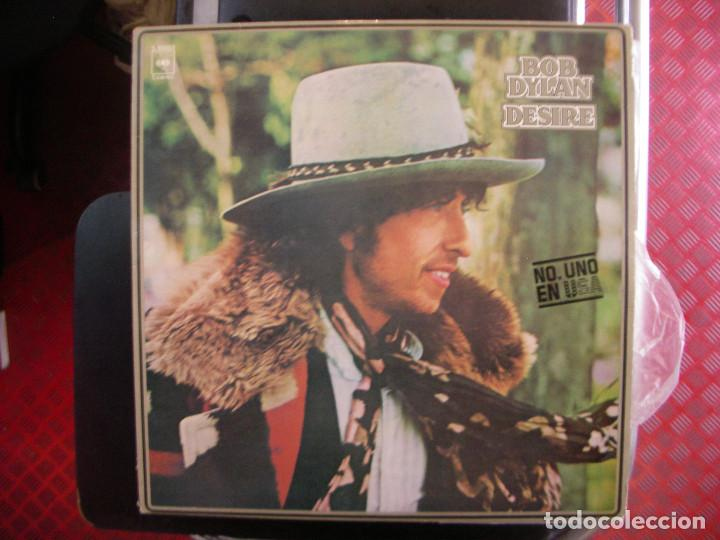BOB DYLAN - DESIRE  LP
