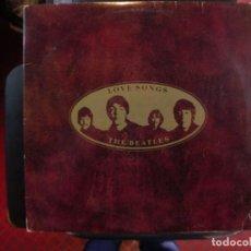 Discos de vinilo: THE BEATLES- LOVE SONGS. LP DOBLE.. Lote 134398350