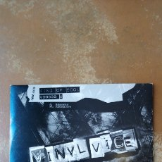 Discos de vinilo: KING OF COOL–VOODOO U - VINYL VICE. PROGRESSIVE, TRIBAL, HOUSE.. Lote 134409934