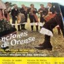 Discos de vinilo: E P (VINILO) DE CORAL DE RUADA AÑOS 50. Lote 134418498