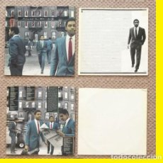 Discos de vinilo: BRANFORD MARSALIS - SCENEST IN THE CITY 1984 - 1º LP, RON CARTER, ORG EDT USA + ENCARTE, EXC. Lote 134439598