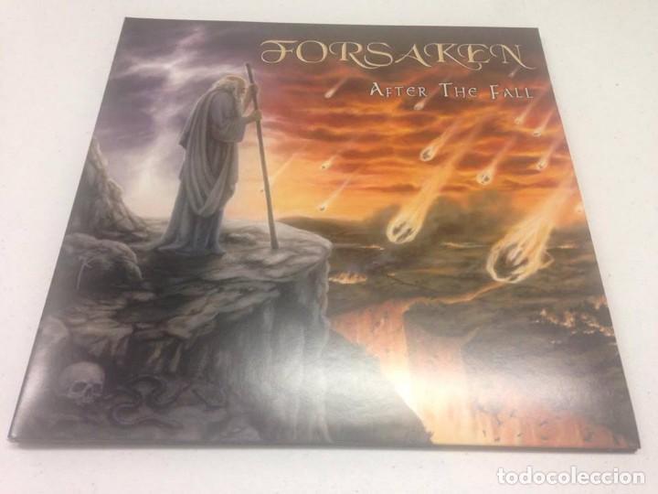FORSAKEN -- AFTER THE FALL ---DOOM STONER--DOBLE LP (Música - Discos - LP Vinilo - Heavy - Metal)