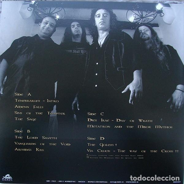 Discos de vinilo: Forsaken -- After The Fall ---doom stoner--doble lp - Foto 2 - 134449822