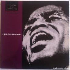 Discos de vinilo: JAMES BROWN - THE BEST OF/LOVE OVER DUE - 2 LP CÍRCULO DE LECTORES 53405 1977 ED.ESPAÑOLA,. Lote 134453526
