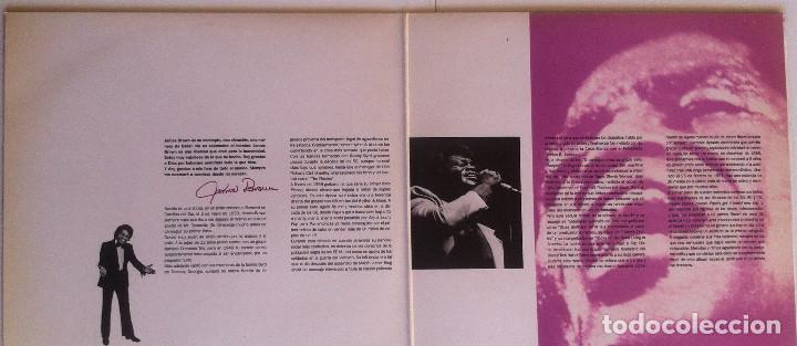 Discos de vinilo: James Brown - The best of/Love over due - 2 LP Círculo de Lectores 53405 1977 Ed.española, - Foto 3 - 134453526