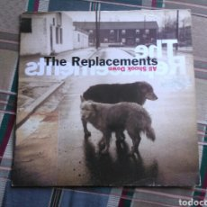 Dischi in vinile: THE REPLACEMENTS LP ALL SHOOK DOWN 1990 ED ALEMANA VER FOTOS. Lote 134476859