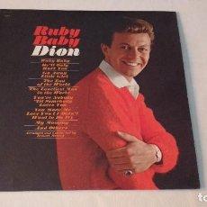 Discos de vinilo: ALBUM DEL CANTANTE NORTEAMERICANO DE ROCK & ROLL Y DOO-WOP, DION DIMUCI. Lote 134558974