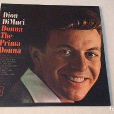 Discos de vinilo: ALBUM DEL CANTANTE NORTEAMERICANO DE ROCK & ROLL Y DOO-WOP, DION DIMUCI. Lote 134561026