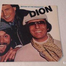Discos de vinilo: ALBUM DEL CANTANTE NORTEAMERICANO DE ROCK & ROLL Y DOO-WOP, DION DIMUCI. Lote 134563198